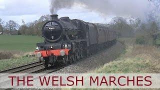 Steam - Welsh Marches Steam - 2015