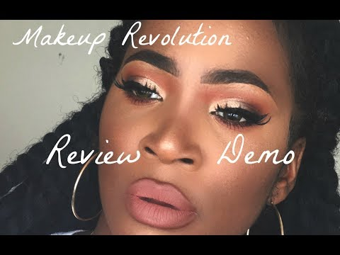 Makeup Revolution Flawless 3 Resurrection Pallet- Review & Demo