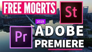 How to use Adobe Stock in Adobe Premiere Pro CC 2019