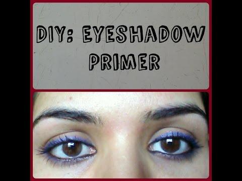 DIY: Make Your Own Eyeshadow Primer