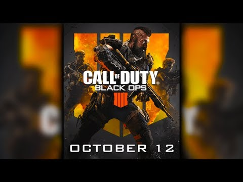 Black Ops 4 BOX ART LEAKED EARLY! - Call of Duty Black Ops 4