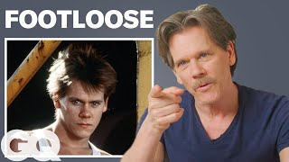 Kevin Bacon Breaks Down His Most Iconic Characters   GQ