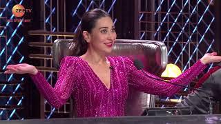 Yeh Kaun Hai?   Karan's Reaction   #DanceIndiaDance