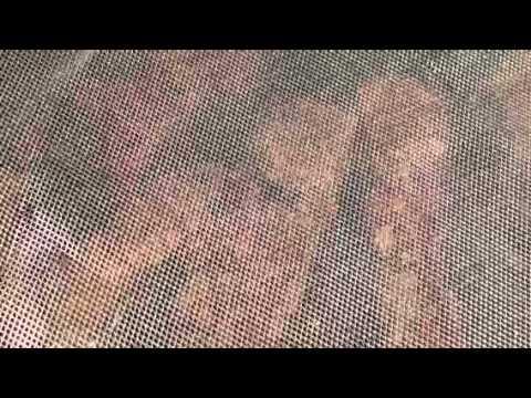Anti-Splatter Screen