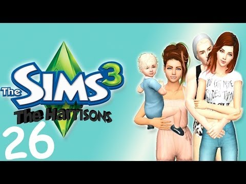 Let's Play The Sims 3: The Harrisons (Part 26) - Unexpected Prom