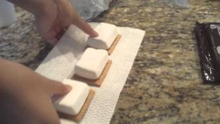 Download How To Make S'mores W/ Microwave Video