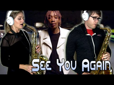 Xxx Mp4 SEE YOU AGAIN Wiz Khalifa Alto Tenor Sax Cover BriansThing Mandy Faddis 🎷 3gp Sex
