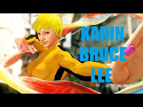 🌠 [MODS] SFV - Karin Bruce Lee 🌠   Daikhlo