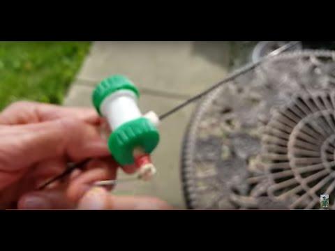 The Mini Fishing Pole: The Build video!!!!!!!!!!!!