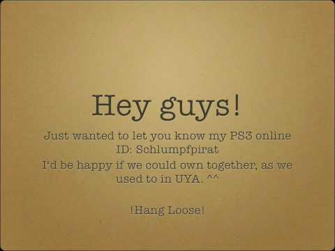 Playstation 3 Online ID
