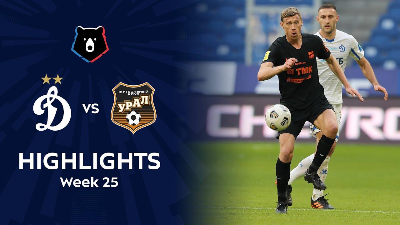 Highlights Dynamo vs FC Ural (2-2) | RPL 2020/21