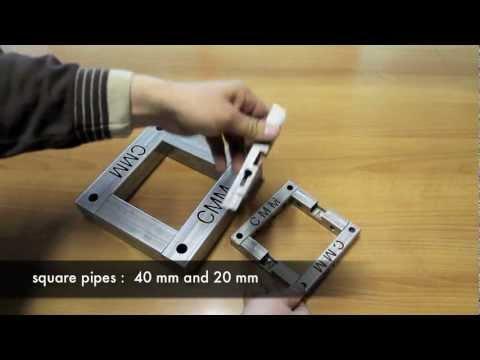 square steel tube frame