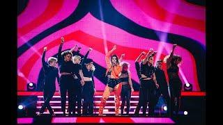 Hanna Ferm sjunger Crazy i Idol 2017 - Idol Sverige (TV4)