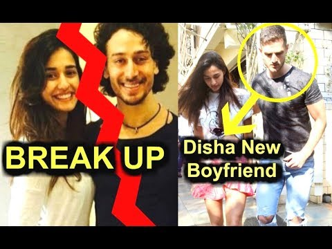 Disha Patani BREAK UP With Tiger Shroff | CAUGHT With New Boy