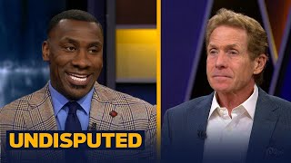 Skip Bayless and Shannon Sharpe on Jeanie Buss tweeting #InLukeWeTrust | UNDISPUTED