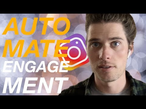 Automate Engagement & Get Followers FAST - Instagram Followers Hack 2018