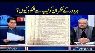 The Reporters | Sabir Shakir | ARYNews | 19 September 2019