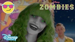 Z-O-M-B-I-E-S | ZOMBIFIED ft. Descendants 2, Andi Mack & more! | Official Disney Channel UK