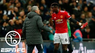 Is Paul Pogba trying to force his way out of Manchester United?   ESPN FC