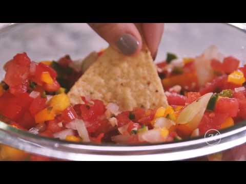 Smoked Salsa