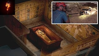 Tomb Of 800,000 Year Old Queen Found In Egypt?