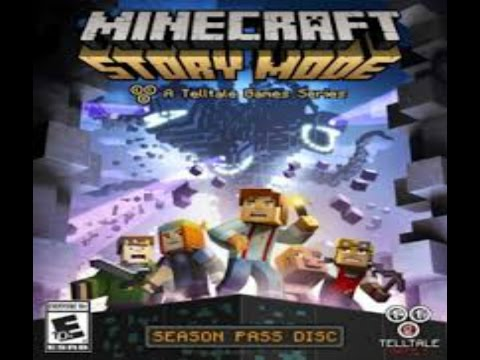 How To Get Minecraft Story Mode for Free! [Windows 7/8] [MAC] [TORRENT!]