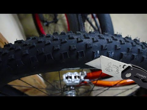 Knifing My Tyre Mid Ride : Vlog 81