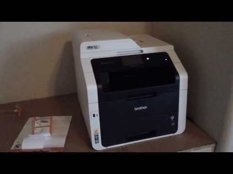 Brother Printers MFC-9330CDW color print