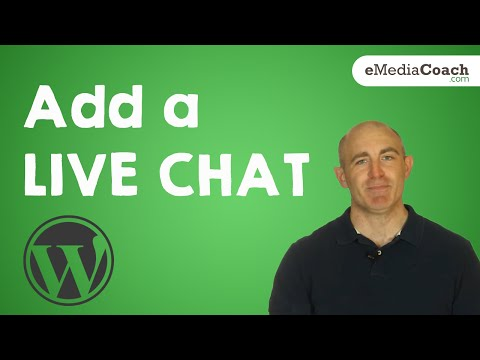 How to Add a Live Chat to Your Website (Zopim)