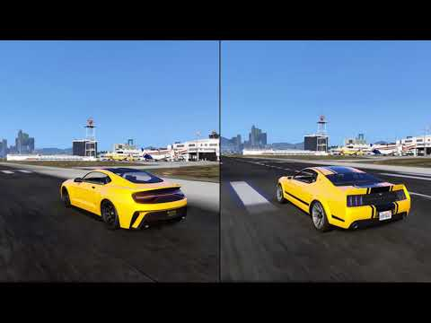 GTA 5 - Dominator GTX vs Dominator