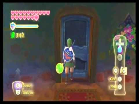 Majora's Mask reference in Skyward Sword