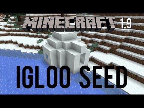 Minecraft 1.9 Igloo Seed