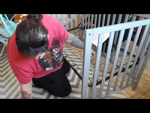 Building The Crib! Reborn Baby Dolls! Nlovewithreborns2011!