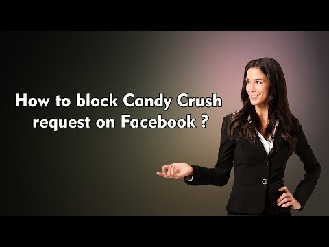 How to block Candy Crush request on Facebook? फेसबुकमा Candy Crush को  massage कसरि रोक्ने ?