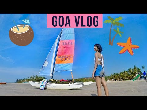 #SejalVlogs: Trip to Goa with GoPro