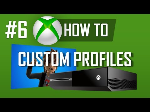 How To Customise Your Profile on Xbox One
