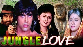 Jungle Love   Showreel   Rocky   Kirti Singh   Hindi Romantic Movie
