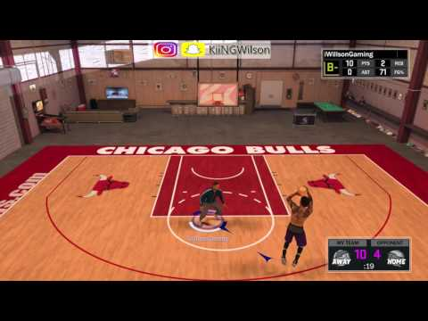 NBA LIVE 18 and NBA 2k18 just a convo