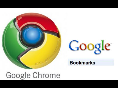 How to export bookmarks from Google Chrome, simple (2015)