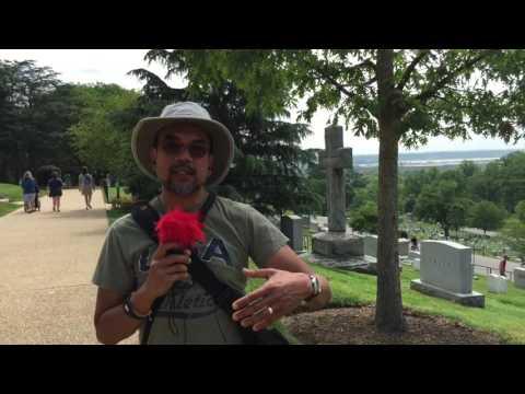 [GW13 Geocaching Adventure] Arlington National Cemetery