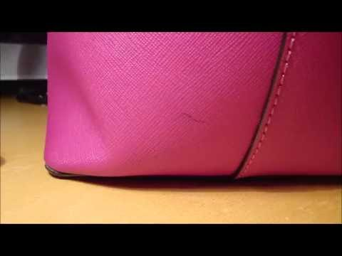 How to Remove an Ink Stain on Your Saffiano Leather Kate Spade Purse