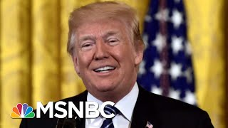 President Donald Trump Makes Stunning Claims About Vladimir Putin Interview | Morning Joe | MSNBC
