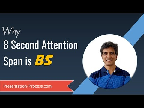 Why 8 Second Attention Span is BS