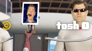 Tosh.0 - Drunk Future