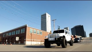 Lifted Luxury Jeep | Brute Wheels | Lux Mats