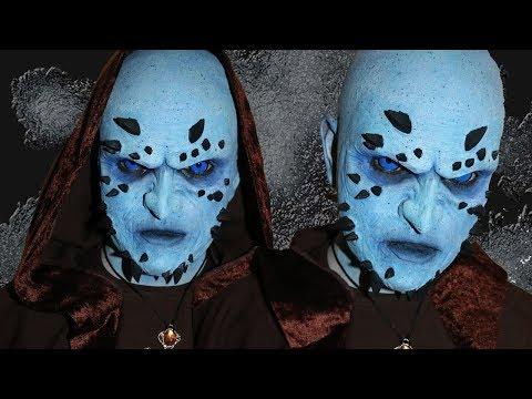 FrostPyre! - Ice Demon - Makeup Tutorial!