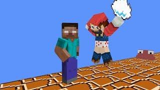 Monster School : Super Mario Bros - Minecraft Animation
