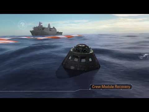 NASA | ORION Exploration Mission-1 – Pushing Farther Into Deep Space #Orion