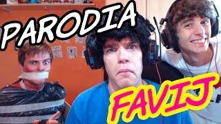 PARODIA FAVIJ - iPantellas feat.FavijTv