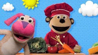 Download Compilado episodios - Descubriendo los alimentos   Mono Bubba y sus Amigos 2017 Video